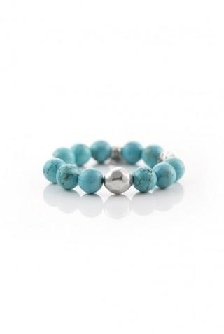 Magnésite bleue