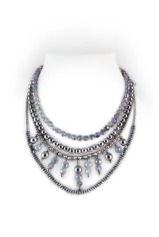 Silver cristal